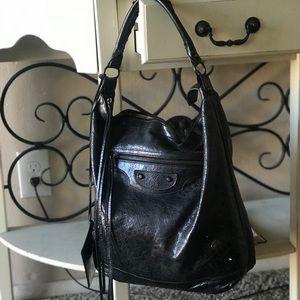 Balenciaga day hobo bag